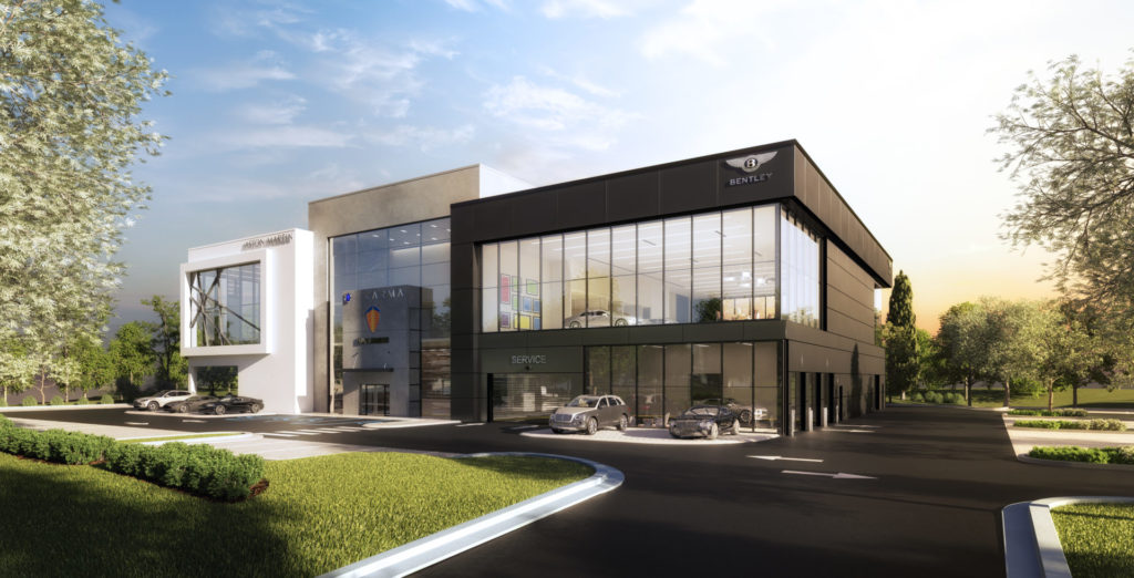Hiring the right architect for your dealership project, is a vital part of a successful construction project