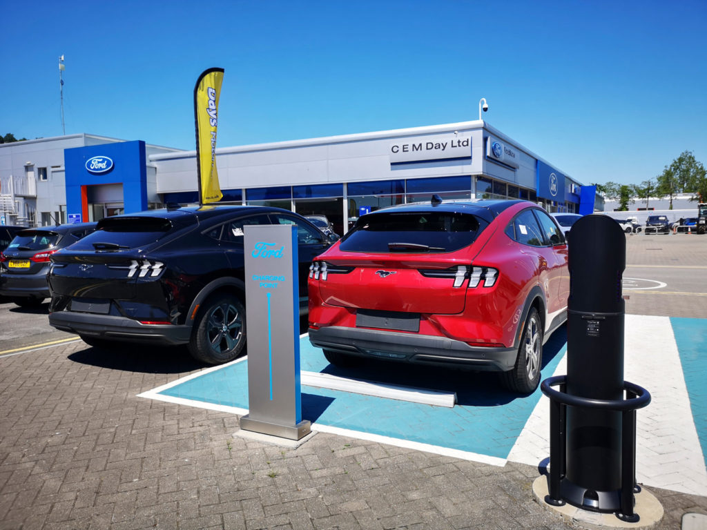 Plan on your charging needs now and in the future to make sure your dealership is ready for the coming wave of pure ev.