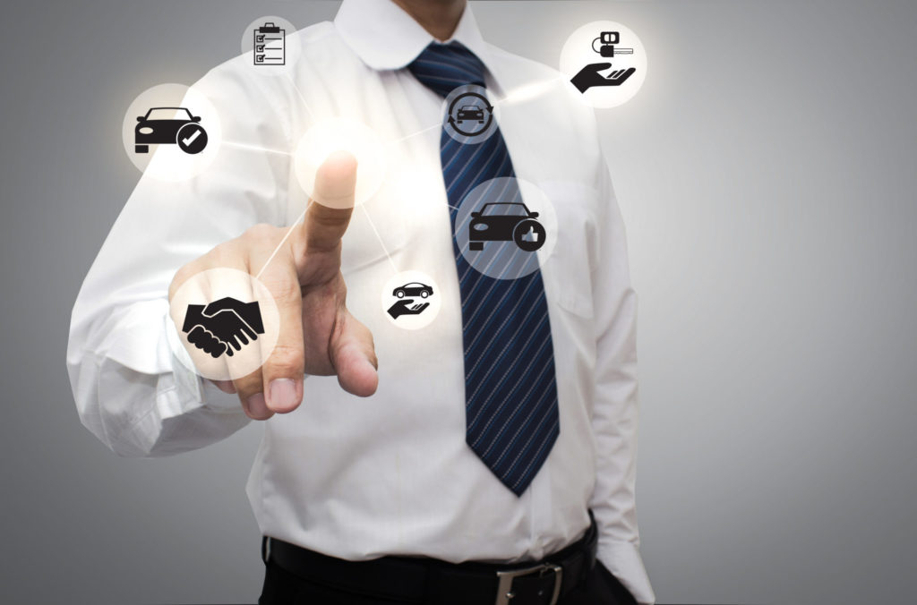 There's an app for that.  UCaaS can make your dealership communications more streamlined, effective, and productive.